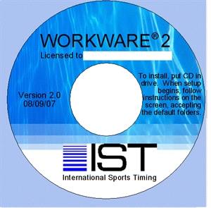 Workware 3 Replacement CD